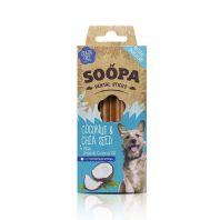 Soopa - Coconut & Chica Seed Dental Sticks